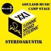 Stereoakustik @ SonneMondSterne XXI Goulash-Music Stage