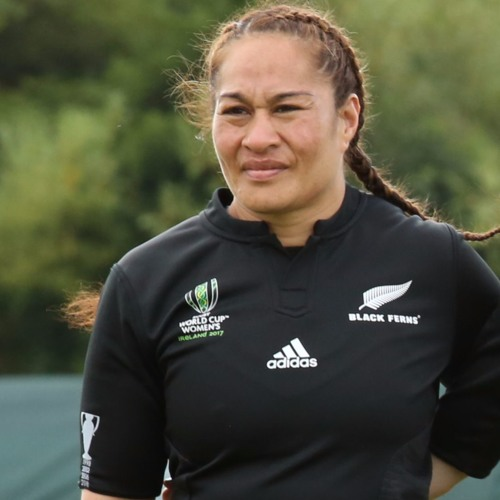 REACTION: Fiao'o Faamausili after defeating Canada