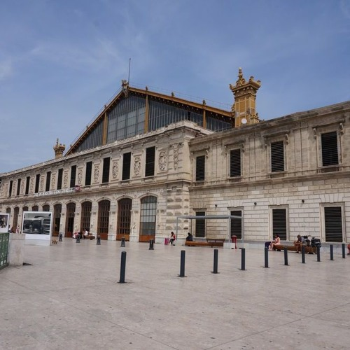 Une minute à Marseille