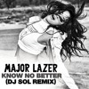 Major Lazer Ft Travis Scott Camila Cabello And Quavo Know No Better Dj Sol Remix Mp3