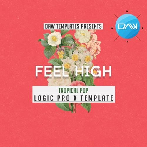 Feel High Logic Pro X Template