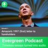 Episode 1: Amazon 1997 Letter To Shareholders Full