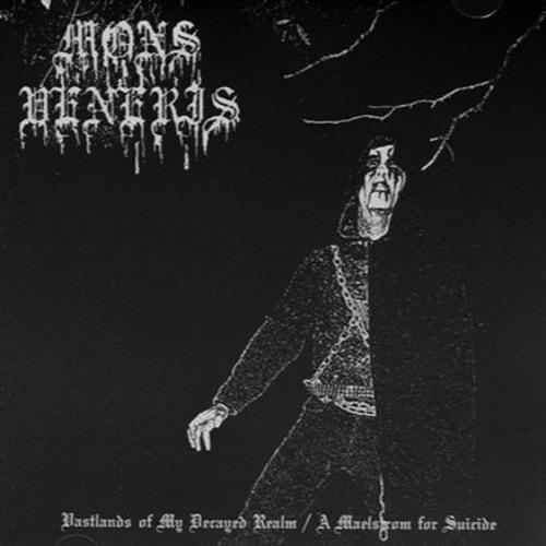 "MONS VENERIS ""Vastlands... / A Maelstrom for Suicide"" CD"