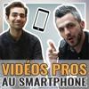 Franck Maes : Comment FAIRE DES VIDÉOS professionnelles au smartphone ?