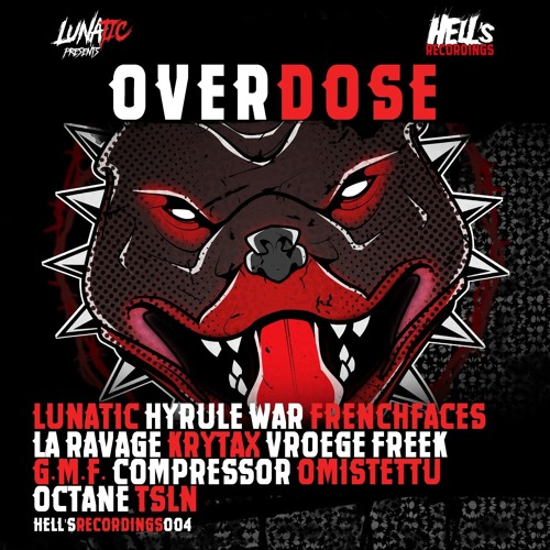 75ac01cb4fa Hells Album  1  Overdose  (Hells004) by Hell s Recordings
