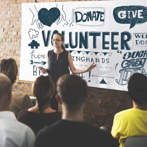 Pat Kenny Show (Newstalk) | Volunteering