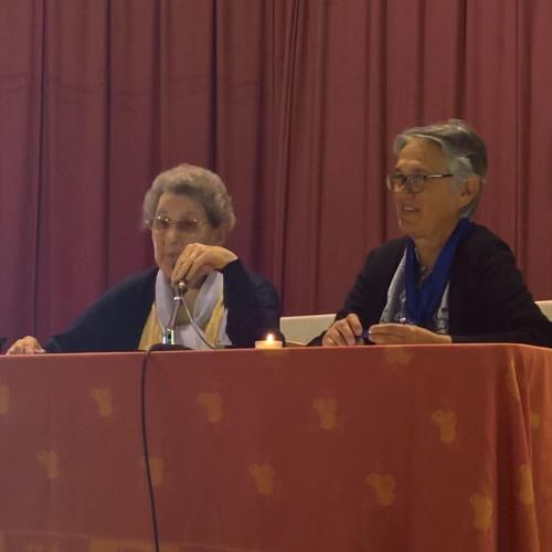 Témoignage de Marie Laurence Libaudière et Soeur Yvette
