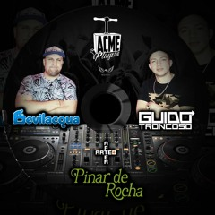 BEVILACQUA B2B GUIDO TRONCOSO EN VIVO ARTE+ARTE @ PINAR DE ROCHA BY ACME PLAYERS DOMINGO 3O.07.17
