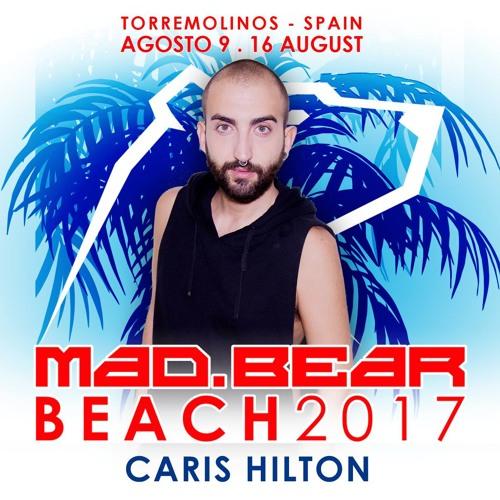 Caris Hilton @Mad.Bear Beach 2017 (Aqua Club)