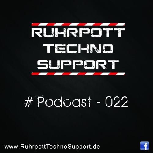 Ruhrpott Techno Support - PODCAST 022 - Niko Steinmann