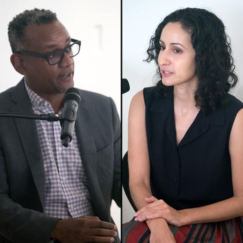 Conversation: Mariam Ghani and Vincent Warren (2017)