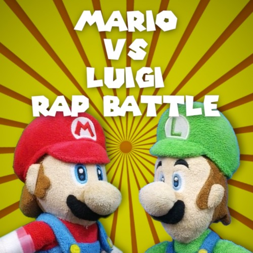 Mario vs Luigi - Rap Battle by TheSuperplushybros | The