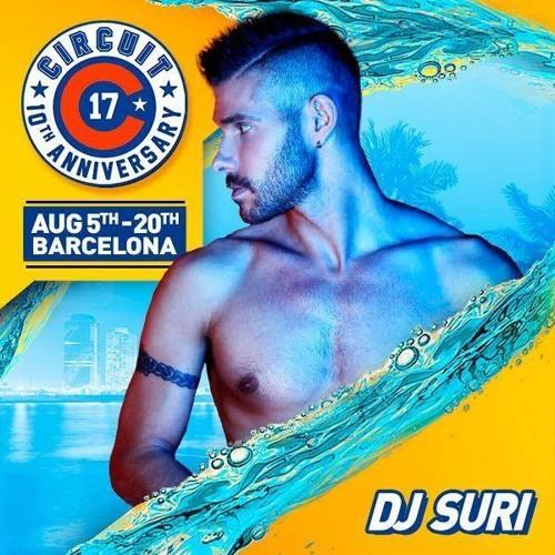 Dj Suri - Circuit Festival 2K17 Special Promo Set