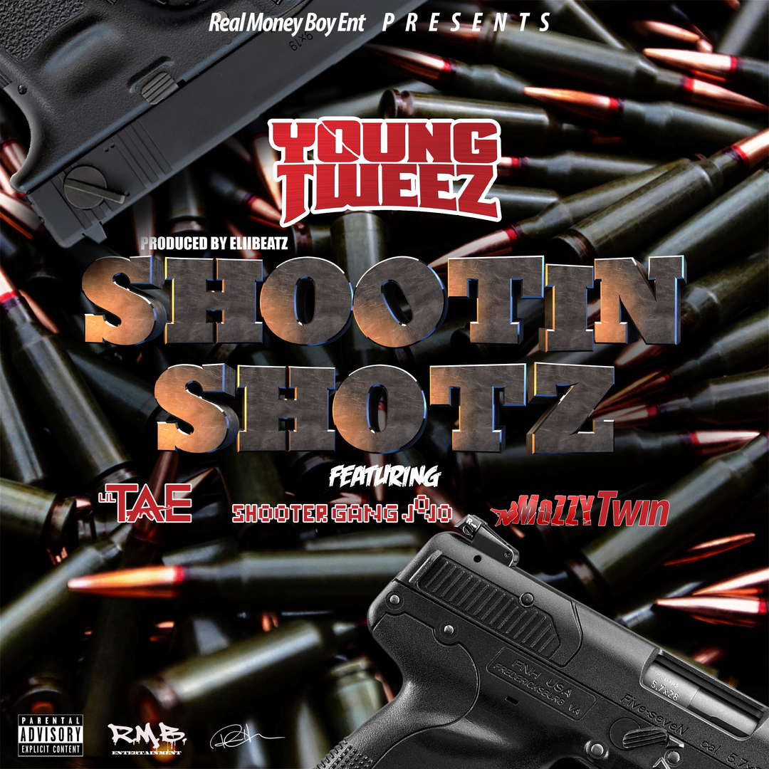 Young Tweez ft. Lil Tae, Shootergang Jojo & Mozzy Twin - Shooting Shotz (prod. Elibeatz) [Thizzler.c