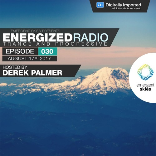 Energized Radio 030 with Derek Palmer