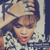 Rihanna - We Found Love ft. Calvin Harris (Nina Marquis Intrumental-Edit) #FREE DL