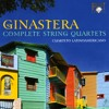 Ginastera: String Quartet No. 1 Op. 20. I. Allegro violento ed agitato