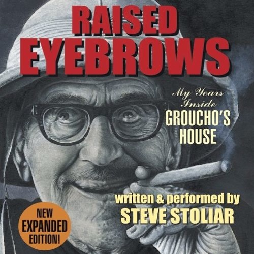 Interview with Steve Stoliar, Author of Raised Eyebrows! (Podcast, Episode #39)