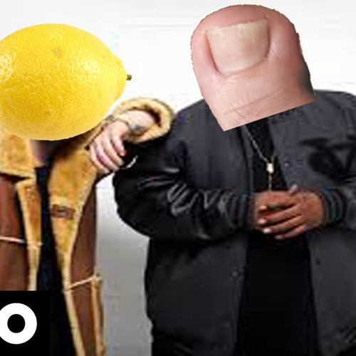 KSI DISSTRACK - Washable Lemon (Feat Lil ToeNail)