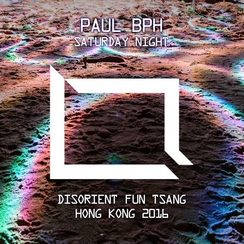 PAUL BPH - Disorient Fun Tsang - Hong Kong - Dec 2016