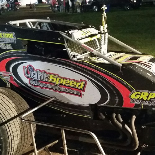 Mueller wins Traditional Sprints at Granite City