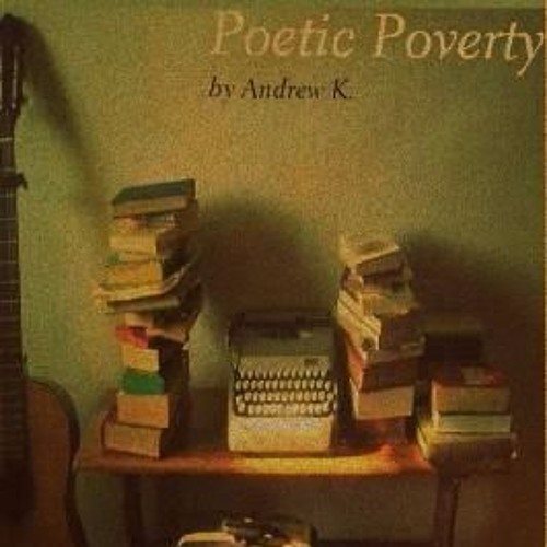 Public Reading Practice For The Book Poetic Poverty, By Andrew K.