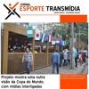 Podcast Esporte Transmídia