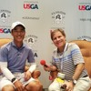 Former Angel and Mariner Shigetoshi Hasegawa at U.S. Amateur Riviera Country Club