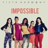 Fifth Harmony - Impossible The X Factor USA 2012 [Simon's House]
