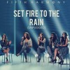 Fifth Harmony - Set Fire to the Rain - Live Show 6 (Top 6) - The X Factor USA 2012