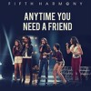 Fifth Harmony - Anytime You Need a Friend - Live Week 6 - The X Factor USA 2012