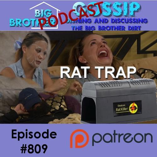 Big Brother Gossip Show #809