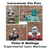 Lincoln Voices - Peter K Rollings - builder of experimental sonic machines