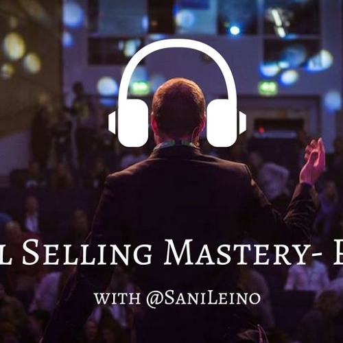 Social Selling Mastery Podcast #23 - Ajan- & Energianhallinta