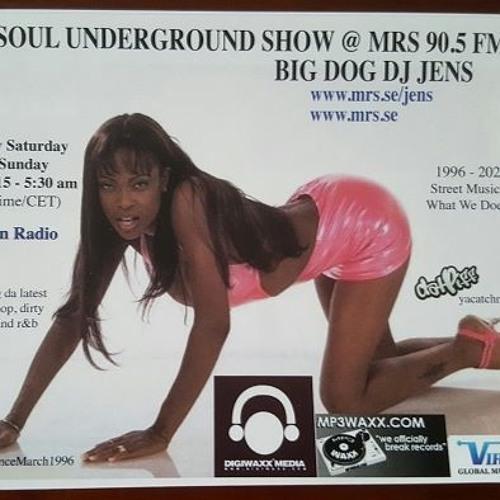 DJ Jens Live August 13th Soul Underground 2017 MRS 90.5 FM mrs.se
