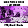 "Gucci Mane x Migos - I Get the Bag (@SkyNomic Chopped and Screwed Remix) ""Slowed"""