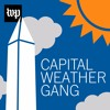 Today's weather update from the Capital Weather Gang