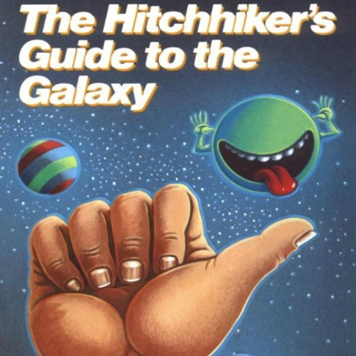 Episode 97: The Hitchhiker's Guide to the Galaxy