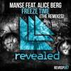 Manse feat. Alice Berg - Freeze Time (DJ kEll Remix)