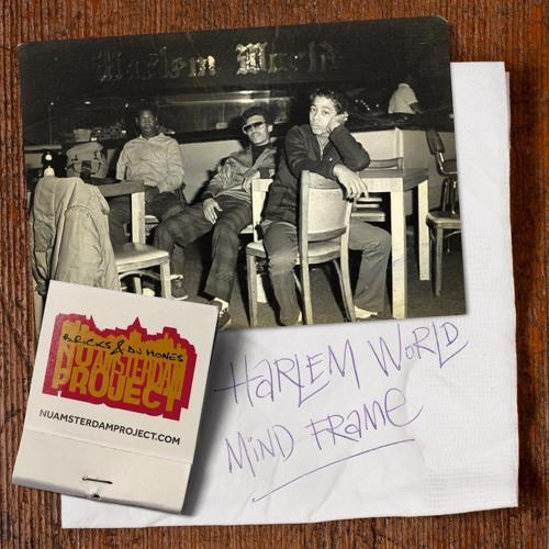 Harlem world Mind State - The EP