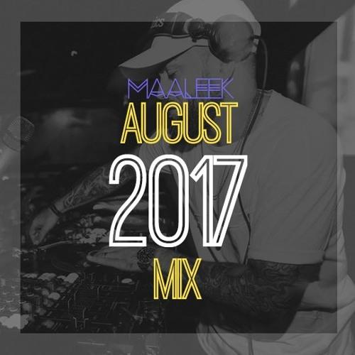 Planet Radio Mixtape 08-2017