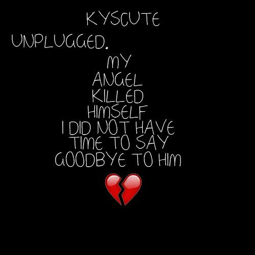 Saying goodbye to him