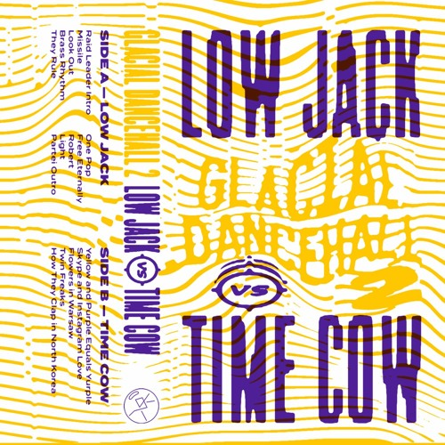 BKV 012 Low Jack & Time Cow - Glacial Dancehall 2