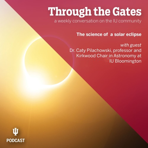 Ep. 57: Discussing the 2017 Solar Eclipse with Dr Caty Pilachowski