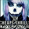 Sia - Cheap Thrills [Band A Thousand Suns] (Punk Goes Pop Style Cover) Post-Hardcore.mp3