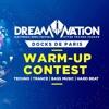 SHRED - mix Warm-Up contest // Dream Nation Portada del disco