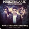 Hardwell & KAZZE - We Are Legend (AHMED GOUDAG REMIX)