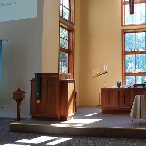 Jessica Glaser 8 - 3 Sermon on Prayer