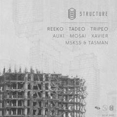 AUX1 Live @ Structure Launch Party 22.07.17