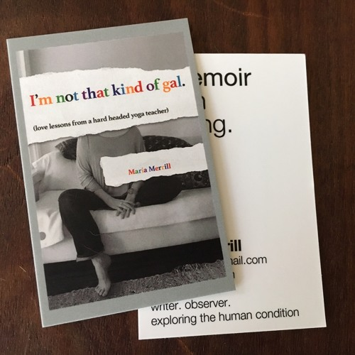 Interview of author for  I'm Not That Kind Of Gal  8.18.17 - 1
